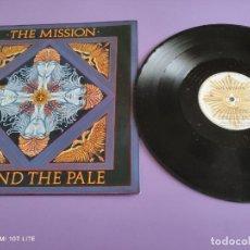 Discos de vinilo: JOYA MAXI. THE MISSION - BEYOND THE PALE. UK. 1988. SELLO MERCURY MYTHX6.. Lote 270350978
