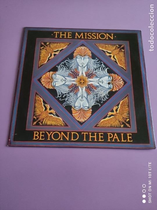 Discos de vinilo: JOYA MAXI. THE MISSION - BEYOND THE PALE. UK. 1988. SELLO MERCURY MYTHX6. - Foto 2 - 270350978