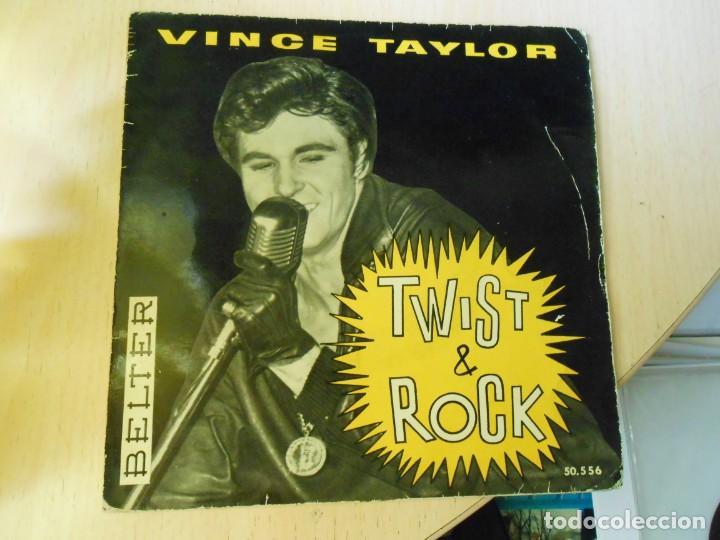 VINCE TAYLOR - TWIST & ROCK -, EP, WHAT´CHA GONNA DO + 3, AÑO 1962 (Música - Discos de Vinilo - EPs - Pop - Rock Internacional de los 50 y 60)