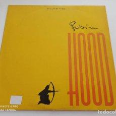 "Discos de vinilo: WILLIAM KING - ROBIN HOOD (12""). Lote 270353418"