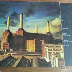 Discos de vinilo: PINK FLOYD – ANIMALS **** RARO LP ESPAÑOL 1977 PROGRESIVO **** MIRAR ESTADO. Lote 270359088