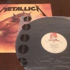Discos de vinilo: METALLICA - JUMP IN THE FIRE - MAXISINGLE - MUSIC FOR NATIONS 12KUT 105 - UK 1983 - KILL'EM ALL -. Lote 270371373