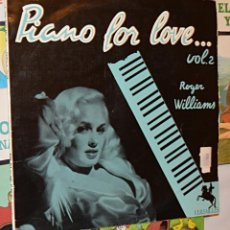 Discos de vinilo: PIANO FOR LOVE - PORTADA MAMIE VAN DOREN - ROGER WILLIAMS - VOL 2. Lote 270373123