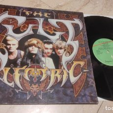 Dischi in vinile: THE CULT – ELECTRIC-LP-SPAIN-1987-VIRGIN – LL-208 223, BEGGARS BANQUET . Lote 270375593