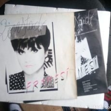 Discos de vinilo: LINDA RONSTADT FRENESI 1992 LP. Lote 270376698