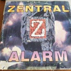 "Discos de vinilo: ZENTRAL – ALARM MD RECORDS – MD-0034 12"" 1995 ,SPAIN. VG+ / G+. Lote 270380958"
