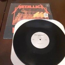 Discos de vinilo: METALLICA - WHIPLASH - MAXISINGLE - MEGAFORCE RECORDS MRS-04 - USA 1985 - KILL'EM ALL. Lote 270386543