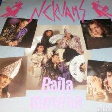 Discos de vinilo: NEKUAMS - BAILA MORENA MAXI SINGLE. DANCE. VINILO. Lote 270395898