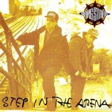 Discos de vinilo: LP GANG STARR - STEP IN THE ARENA - CHRYSALIS 0946 3 21798 1 4 - REEDICION - NUEVO !!!!*. Lote 270410808