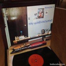 Discos de vinilo: MAHAVISHNU JOHN MCLAUGHLIN - MY GOAL'S BEYOND - LP 1974 - CBS (GATEFOLD). Lote 270523223