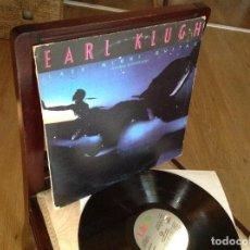 Discos de vinilo: EARL KLUGH - LATE NIGHT GUITAR / GUITARRA DE MADRUGADA - LP LIBERTY 1981 SPAIN. Lote 270523913