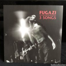 Discos de vinilo: FUGAZI - 3 SONGS US 2009. Lote 270533813