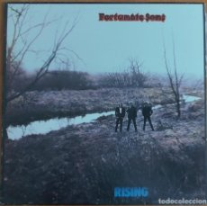 Discos de vinilo: FORTUNATE SONS -RISING LP SPAIN 1986 EX-BARRACUDAS PRIMER DISCO POWERPOP FOLK GARAGE. Lote 270542113