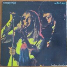 Discos de vinilo: CHEAP TRICK - CHEAP TRICK AT BUDOKAN LP 1979 1ª EDICION HOLANDESA PORTADA GATEFOLD Y LIBRETO 12 PAG. Lote 270542753