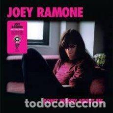 Dischi in vinile: LP-JOEY RAMONE/ DON'T WORRY ABOUT ME (RSD 2021) NUEVO PRECINTADO. Lote 270549278