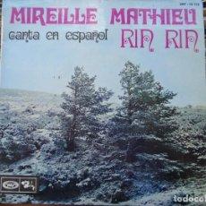 Discos de vinilo: MIREILLE MATHIEU EP. Lote 270551923