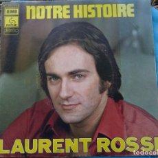 Discos de vinilo: LAURENT ROSSI. Lote 270552043