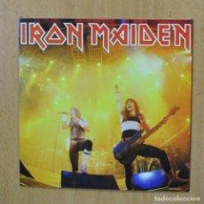 Discos de vinilo: IRON MAIDEN - RUNNING FREE - SINGLE. Lote 270555283