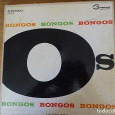 Discos de vinilo: LOS ADMIRADORES BONGOS. Lote 270558248