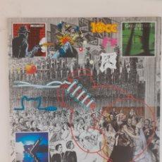 Discos de vinilo: 10CC. GREATEST HITS 1972-1978. 1989 ESPAÑA. 424 603-1. DISCO VG++. CARÁTULA VG++.. Lote 270572743