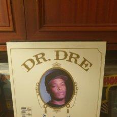 Discos de vinilo: DR DRE / CHRONIC / NOT ON LABEL. Lote 270572813