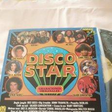 Discos de vinilo: DISCO LP DISCO STAR GRABACIONES ORIGINALES. Lote 270572908