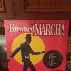 Discos de vinilo: DERRICK MORGAN / FORWARD MARCH !! / BAD JOKER 2017. Lote 270577278