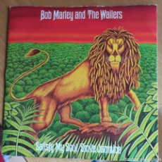 Discos de vinilo: BOB MARLEY AND THE WAILERS - SATISFY MY SOUL / SMILE JAMAICA (ISLAND RECORDS, UK, 1978). Lote 270585603