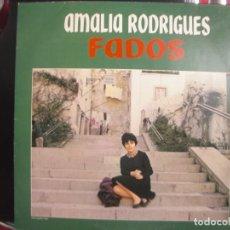 Discos de vinilo: AMALIA RODRIGUES- FADOS. LP.. Lote 270585853