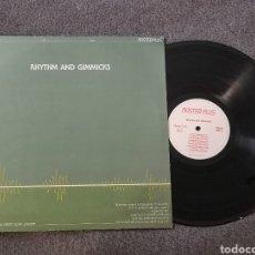 Discos de vinilo: YAN TREGGERRHYTHM AND GIMMICKS VINILO LP FUNK. Lote 270586253