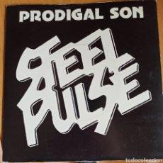 Discos de vinilo: STEEL PULSE - PRODIGAL SON (ISLAND RECORDS, UK, 1978). Lote 270593308