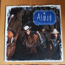 Discos de vinilo: ASWAD - DON'T TURN AROUND (ISLAND, UK, 1988). Lote 270599278
