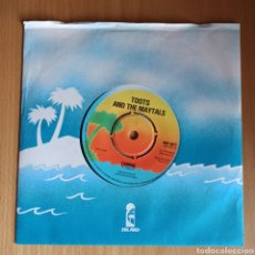 Discos de vinilo: TOOTS & THE MAYTALS - FAMINE (ISLAND RECORDS, UK, 1978). Lote 270612483