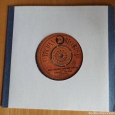 Discos de vinilo: AL BROWN + SKIN, FLESH & BONES INC - HERE I AM BABY, COME AND TAKE ME (TROJAN RECORDS, UK, 1974). Lote 270615783