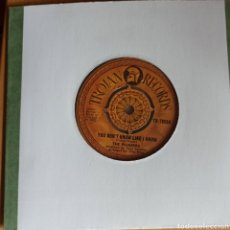 Discos de vinilo: THE PIONEERS - YOU DON'T KNOW LIKE I KNOW (TROJAN RECORDS, UK, 1972). Lote 270616593