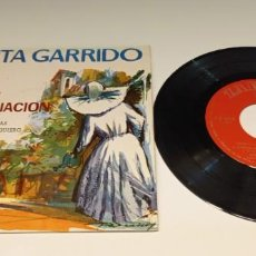 Dischi in vinile: 0621- LOLITA GARRIDO MADRE ANUNCIACION- SINGLE VINILO POR VG+ DIS VG. Lote 270623028