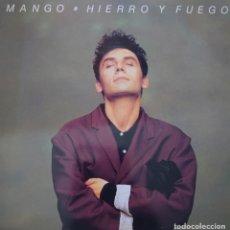 Discos de vinilo: MANGO LP SELLO ARIOLA EDITADO EN ESPAÑA AÑO 1988.... Lote 270643878