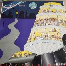 Discos de vinilo: SILICON TEENS – MUSIC FOR PARTIES SELLO: SIRE – SRK 6092. NUEVO . MINT / MINT. Lote 270657558