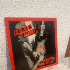 """Discos de vinilo: LP - ELÈCTRICA DHARMA - """"FORÇA DHARMA. Lote 270660853"""