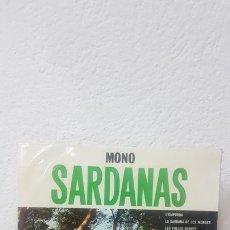 Discos de vinilo: MONO SARDANAS COBLA LA PRINCIPAL DE LA BISBAL - 2. Lote 270753428
