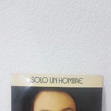 Discos de vinilo: SOLO UN HOMBRE - CAMILO SESTO. Lote 270859853