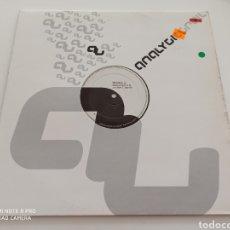 """Discos de vinilo: MARKANTONIO & JASEPH CAPRIATI - MOLOTOV EP (12"""", EP, PROMO, W/LBL). Lote 270154033"""