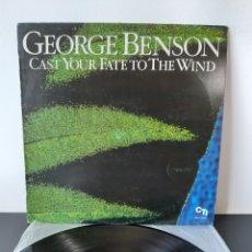 Discos de vinilo: GEORGE BENSON. CAST YOUR FATE TO THE WIND. 1976. ESP. Lote 270874583