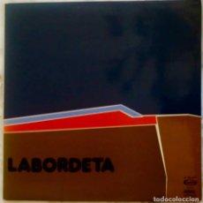 Discos de vinilo: LABORDETA. TIEMPO DE ESPARA. LP ORIGINAL PORTADA DOBLE. 1975. Lote 270878463