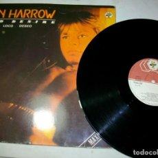 """Discos de vinilo: DEN HARROW MAD DESIRE MAXI 12"""" LP. Lote 270879778"""