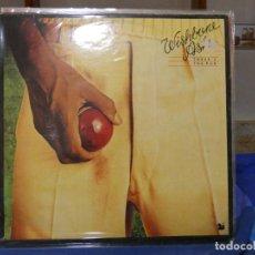 Discos de vinilo: LP WISHBONE ASH THERE IS THE RUB ALEMANIA 1974 MUY BUEN ESTADO. Lote 270884883