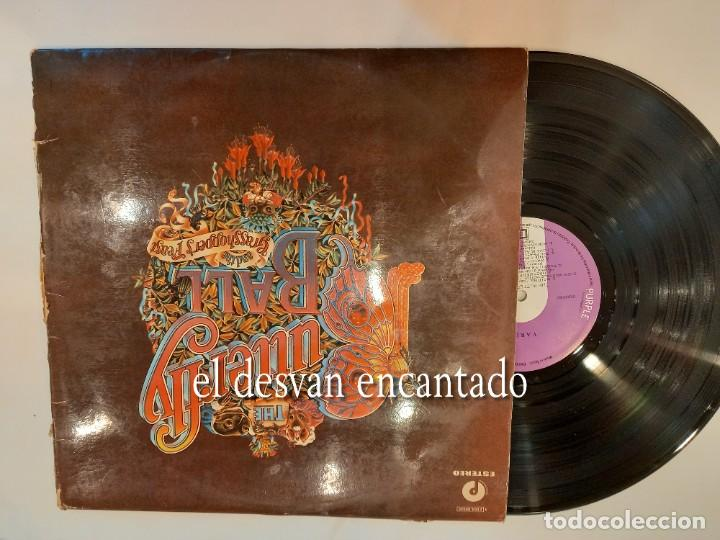 Discos de vinilo: ROGER GLOVER AND GUESTS - THE BUTTERFLY BALL AND THE GRASSHOPPERS FEAT - LP 1976 - Foto 3 - 270885478