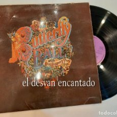 Discos de vinilo: ROGER GLOVER AND GUESTS - THE BUTTERFLY BALL AND THE GRASSHOPPER'S FEAT - LP 1976. Lote 270885478