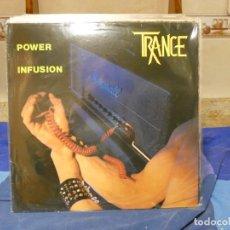 Discos de vinilo: LP JEBI GARRULO ALEMANIA AÑOS 80 TRANCE POWER INFUSION ESTDO CORRECTO. Lote 270887178
