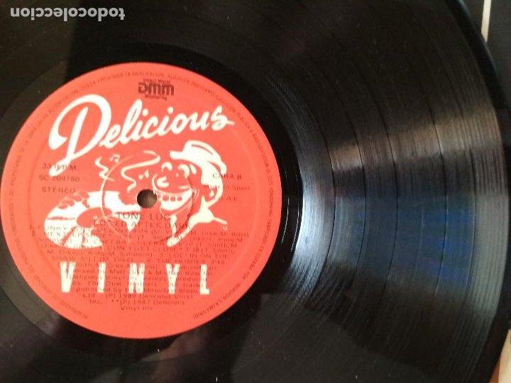 Discos de vinilo: TONE LOC: LOC ED AFTER DARK - LP. DELICIOUS VINYL 1989 - Foto 3 - 270891283